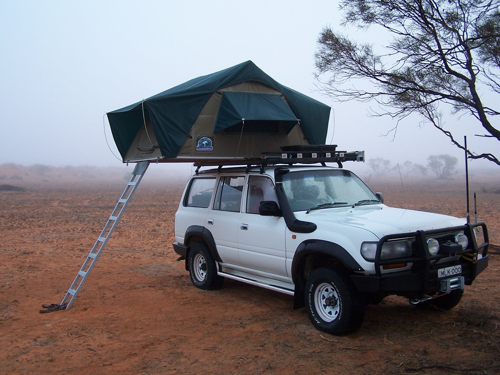 Hannibal Roof Top Tent Classic 1 6m Remote Travel Products