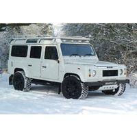 Defender Station Wagon 2fr, 60/40 2 jumps - Tan