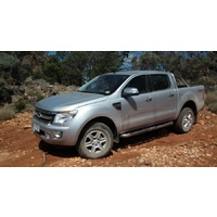 Ford FX Ranger Double Cab (2012 - present); 2 fronts with airbags