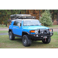 FJ Cruiser (2011-on); F&R Set suits SRS & armrests