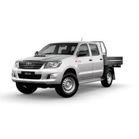 Escape Hilux x/cab 2 fronts AB