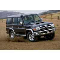76 Landcruiser GXL Workmate (08-on); 2 fronts only