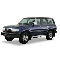 80 Landcruiser GXL, Std/Barn Door (90-97) 2 fronts only