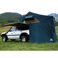 "Hannibal ""Tourer"" Roof Top Tent 1.2m full annexe"