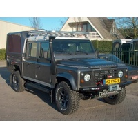 Hannibal 130 Crew Cab Short 1.7m Roof Rack