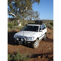 Hannibal 100 Series Roof Rack - No top rail