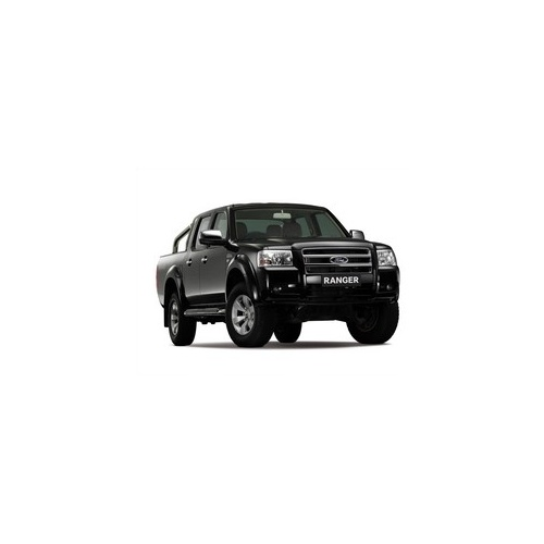 Ford PJ only Ranger Double Cab (2007 - 2011); 2 fronts with airbags, solid rear bench with armrests